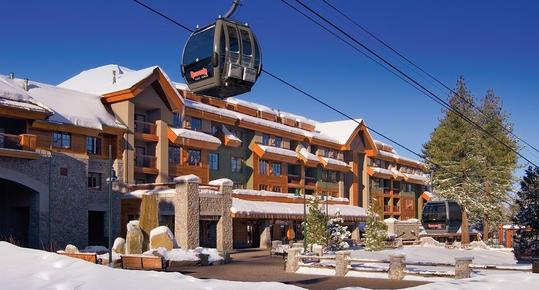 Grand Residences by Marriott Tahoe - South Lake Tahoe - Edifício