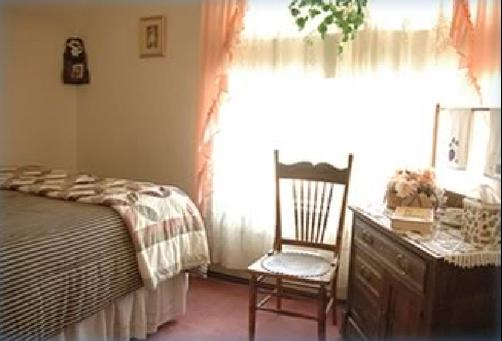 Custer Mansion Bed & Breakfast - Custer - Quarto