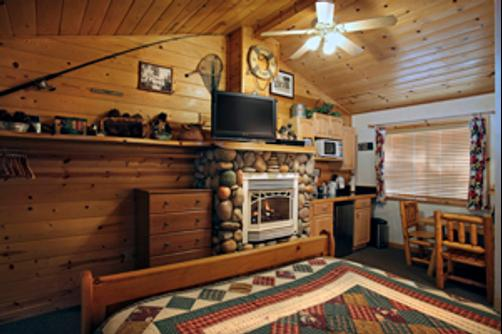 Fireside Lodge Bed and Breakfast - South Lake Tahoe - Quarto