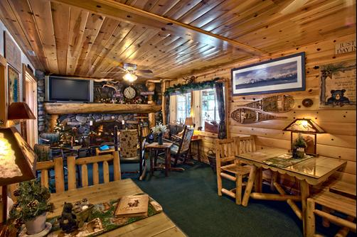 Fireside Lodge Bed and Breakfast - South Lake Tahoe - Restaurante