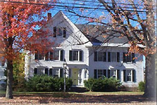 Main Street Bed & Breakfast - Fryeburg - Edifício