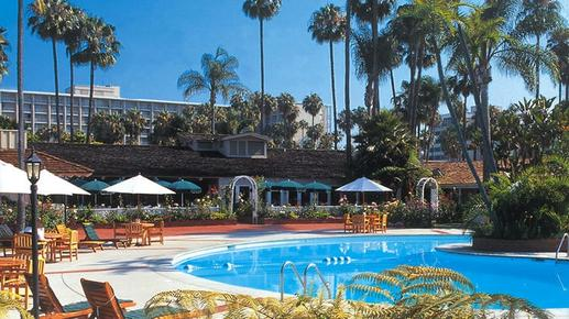 Town and Country Resort - San Diego - Piscina