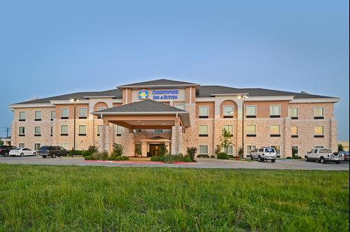 Best Western Plus Christopher Inn & Suites - Forney - Edifício