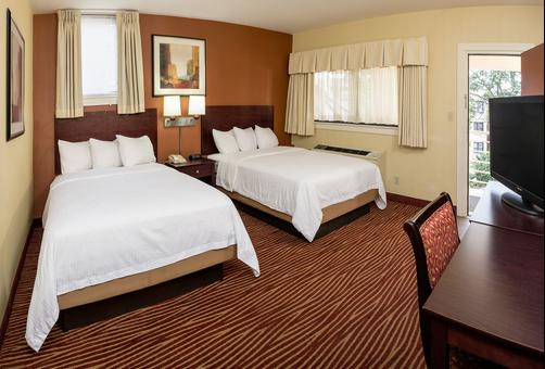 Best Western University Hotel Boston-Brighton - Boston - Quarto duplo