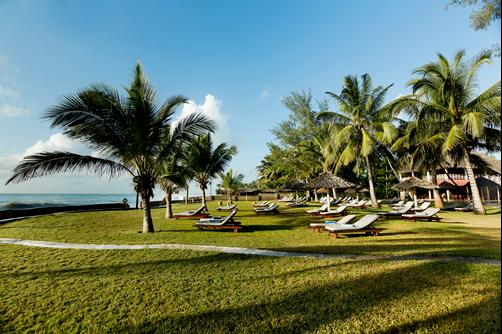 Neptune Palm Beach Boutique Resort & Spa All Inclusive - Ukunda - Praia