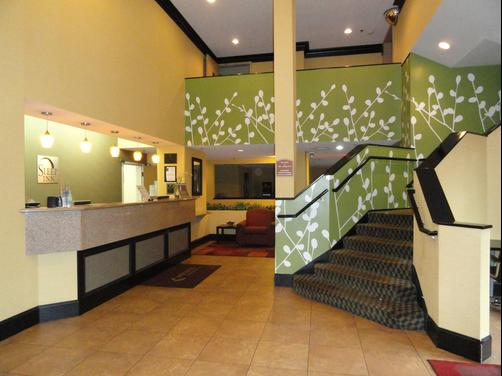 Sleep Inn Northlake - Charlotte - Lobby