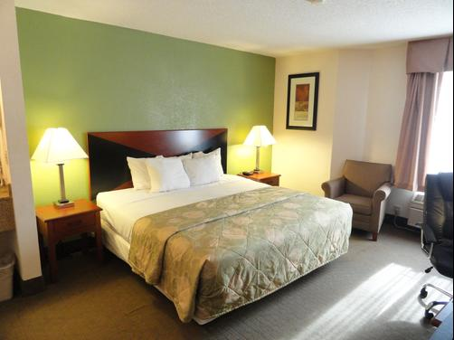 Sleep Inn Northlake - Charlotte - Quarto superior