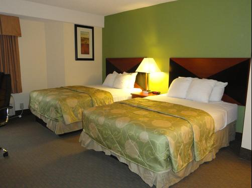 Sleep Inn Northlake - Charlotte - Quarto duplo