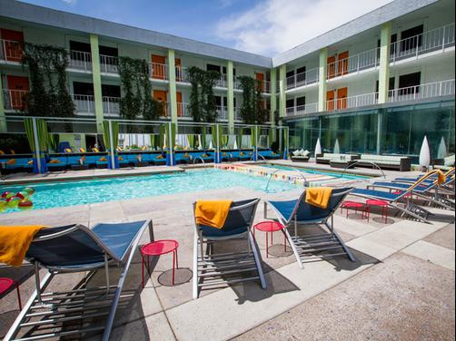 The Clarendon Hotel - Phoenixs Urban Retreat - Phoenix - Piscina