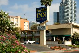 Pacific Inn and Suites