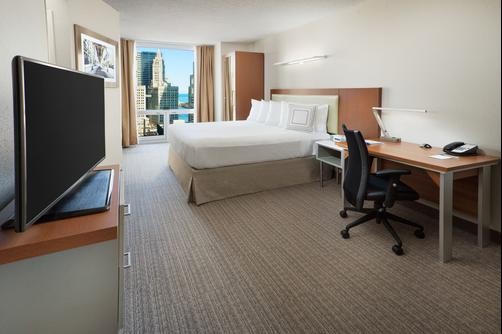 SpringHill Suites by Marriott Chicago Downtown River North - Chicago - Quarto superior