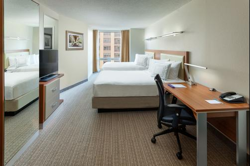 SpringHill Suites by Marriott Chicago Downtown River North - Chicago - Quarto
