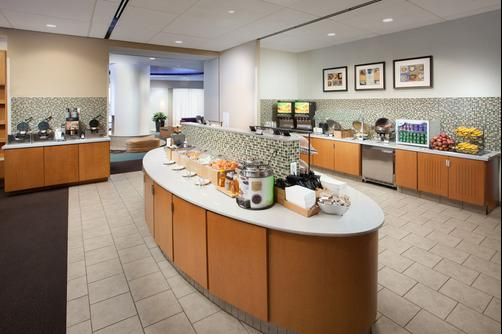 SpringHill Suites by Marriott Chicago Downtown River North - Chicago - Restaurante