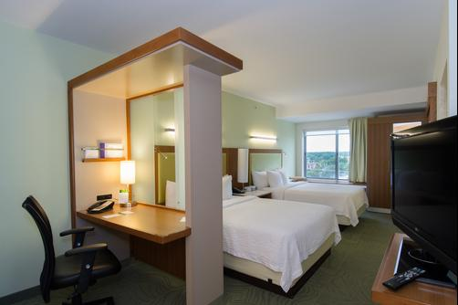 SpringHill Suites by Marriott Columbia Downtown The Vista - Columbia - Quarto superior