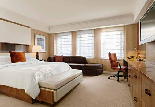 JW Marriott Essex House New York - Nova Iorque - Quarto
