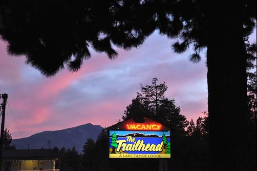 The Trailhead - South Lake Tahoe - Vista externa