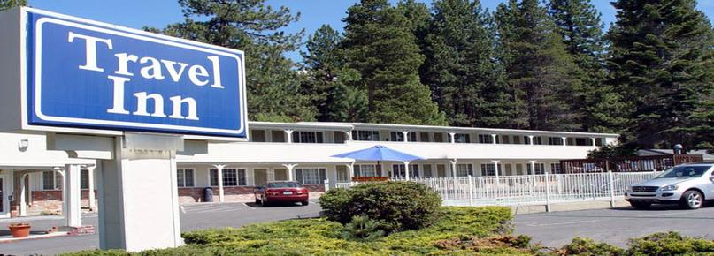 Travel Inn - South Lake Tahoe - Edifício