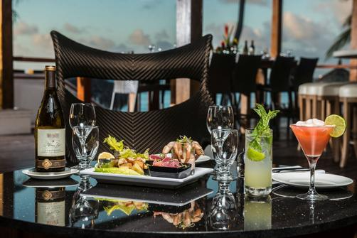 Holiday Inn Resort Aruba-Beach Resort & Casino - Oranjestad - Restaurante