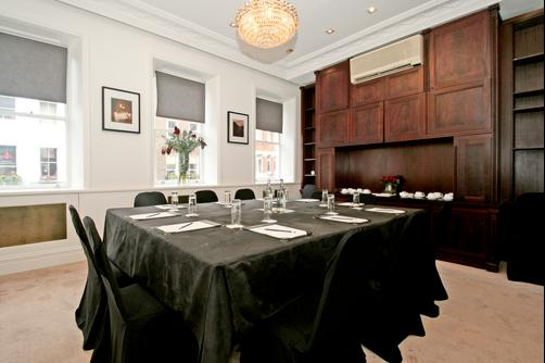 Rathbone Hotel - Londres - Business center