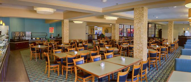 Rosen Inn at Pointe Orlando - Orlando - Restaurante