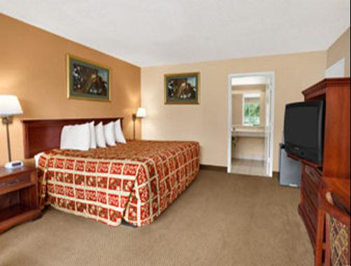 Days Inn Orlando Downtown - Orlando - Quarto