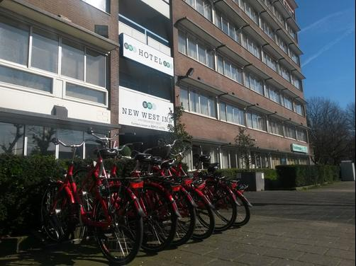 New West Inn Amsterdam - Amsterdã - Edifício