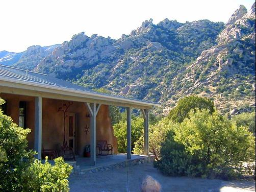 Cochise Stronghold, A Canyon Nature Retreat - Pearce - Vista externa
