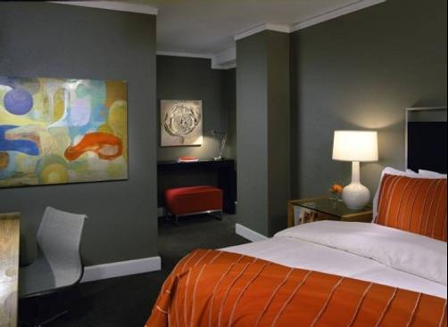 Hotel Max - Seattle - Quarto