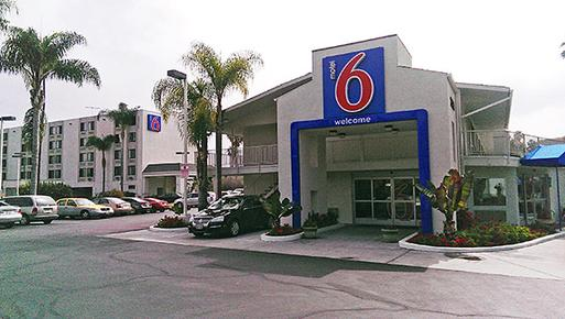 Motel 6 San Diego Hotel Circle Mission Valley - San Diego - Edifício