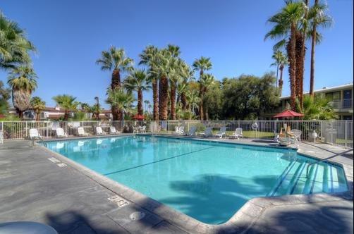 Motel 6 Palm Springs E East Palm Canyon - Palm Springs - Piscina