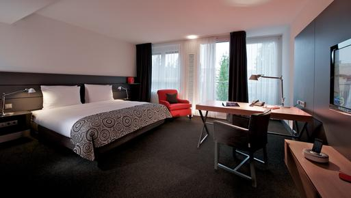 Madison Hotel Hamburg - Hamburgo - Quarto duplo