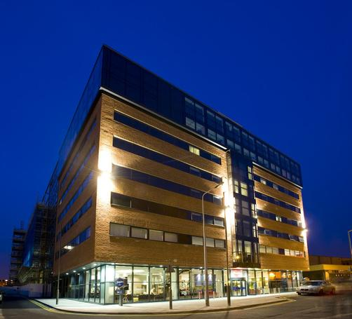 Hampton by Hilton Liverpool City Centre - Liverpool - Vista externa