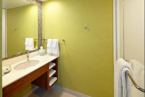 SpringHill Suites by Marriott Pittsburgh Latrobe - Latrobe - Banheiro