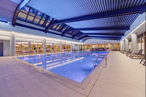 Ramada Plaza Bucharest Convention Center - Bucareste - Spa