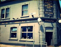 The Crown and Anchor