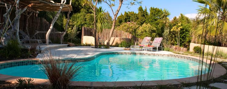 Hottentots Mountain View Guest House - Somerset West - Piscina