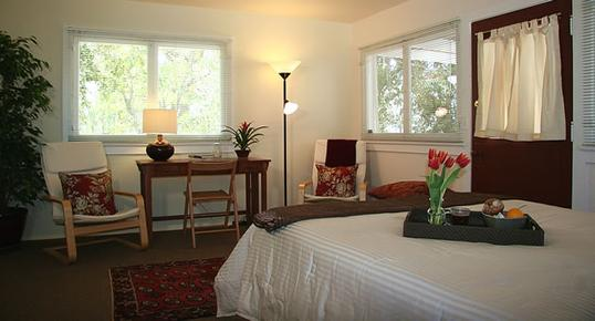 Pepper Tree Retreat - Ojai - Quarto