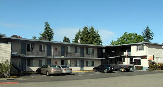 Riviera Inn - Port Angeles - Edifício