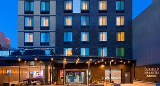 Fairfield Inn and Suites by Marriott New York Queens-Queensboro Bridge