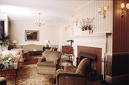 John Jeffries House - Boston - Sala de estar