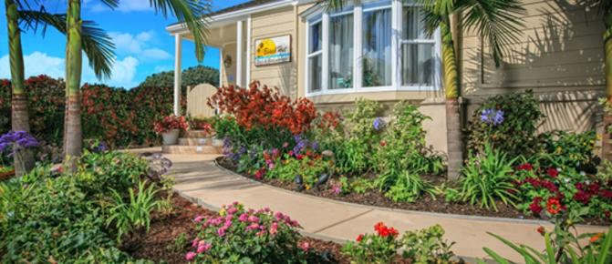 Beach Hut Bed & Breakfast - San Diego - Edifício