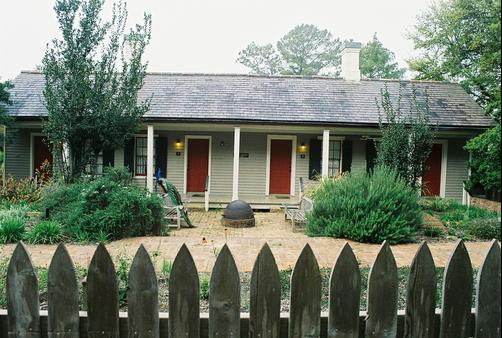 Cook's Cottage at Rip Van Winkle Gardens - New Iberia - Edifício