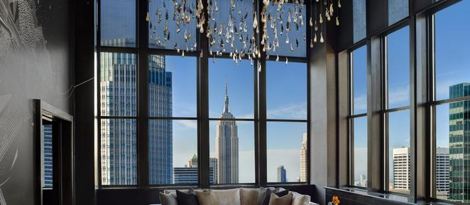 The Towers at The New York Palace - Nova York - Sala de estar