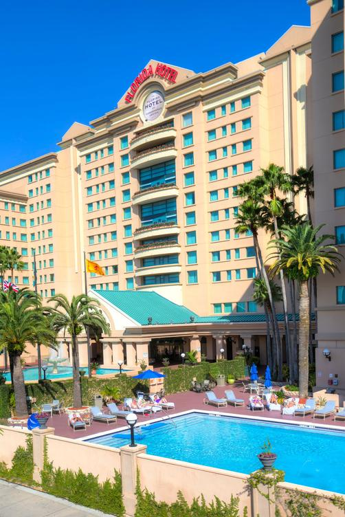 The Florida Hotel and Conference Center - Orlando - Piscina