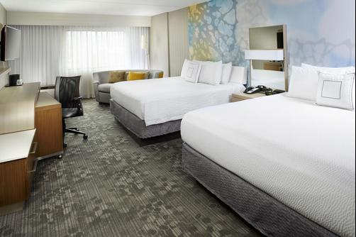 Courtyard by Marriott State College - State College - Quarto