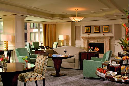 The Ritz-Carlton Washington, DC - Washington - Lobby