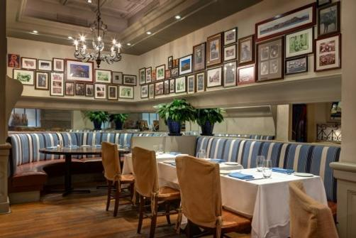 Wellington Hotel - Nova York - Restaurante