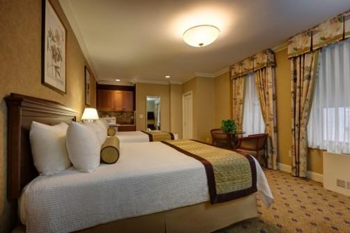 Wellington Hotel - Nova York - Quarto