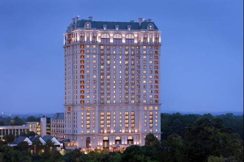 The St. Regis Atlanta - Atlanta - Edifício