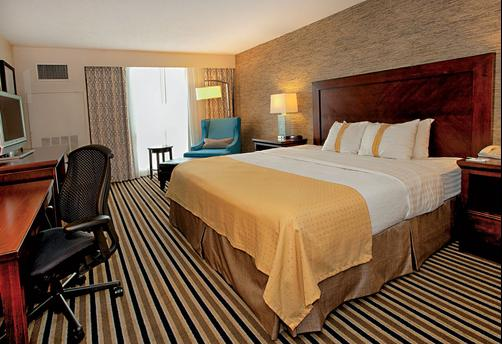 Wyndham Boston Beacon Hill - Boston - Quarto superior